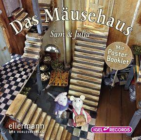Das Mäusehaus, Sam & Julia, 1 Audio-CD