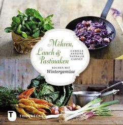 Möhren, Lauch & Pastinaken
