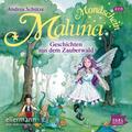 Maluna Mondschein -  Geschichten aus dem Zauberwald, 2 Audio-CDs