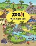 Zooh! Zürich Wimmelbuch