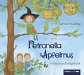 Petronella Apfelmus, Verhext und festgeklebt, 2 Audio-CDs