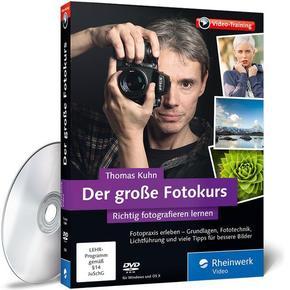 Der große Fotokurs, DVD-ROM