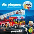 Die Playmos - Großbrand in der Feuerwache, 1 Audio-CD