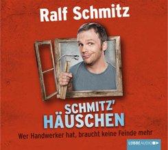 Schmitz' Häuschen, 4 Audio-CDs