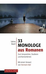 33 Monologe aus Romanen