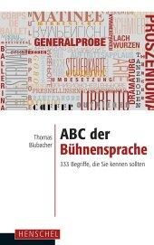 ABC der Bühnensprache