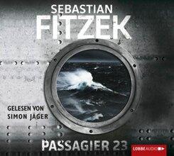 Passagier 23, 4 Audio-CDs