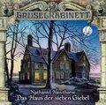 Gruselkabinett - Das Haus der sieben Giebel, 1 Audio-CD