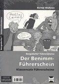 Der Benimm-Führerschein, Klassensatz Führerscheine