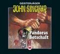 John Sinclair - Pandoras Botschaft, 1 Audio-CD
