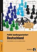 Politik handlungsorientiert: Deutschland, m. CD-ROM