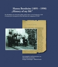 "Hanna Bernheim (1895 - 1990): ""History of my life"""