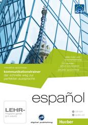 Español - Interaktive Sprachreise: Kommunikationstrainer, CD-ROM + Audio-CD