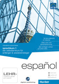 Español - Interaktive Sprachreise: Sprachkurs 1, DVD-ROM m. Audio-CD u. Textbuch