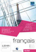Français - Interaktive Sprachreise: Sprachkurs 2, DVD-ROM m. Audio-CD u. Textbuch