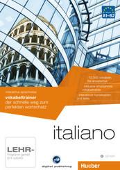 Italiano - Interaktive Sprachreise: Vokabeltrainer, CD-ROM