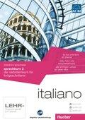 Italiano - Interaktive Sprachreise: Sprachkurs 2, DVD-ROM m. Audio-CD u. Textbuch