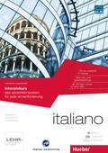 Italiano - Interaktive Sprachreise: Intensivkurs, DVD-ROM m. 2 Audio-CDs u. 2 Textbücher
