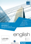 English - Interaktive Sprachreise: Sprachkurs 1, DVD-ROM m. Audio-CD u. Textbuch
