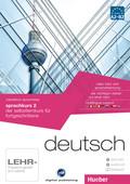 Deutsch - Interaktive Sprachreise: Sprachkurs 2, DVD-ROM m. Audio-CD u. Textbuch