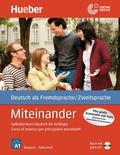 Miteinander - Selbstlernkurs Deutsch für Anfänger: Italienische Ausgabe, m. MP3-CD