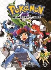 Pokémon Schwarz und Weiss - Bd.5