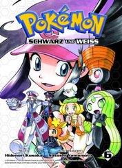 Pokémon Schwarz und Weiß - Bd.6