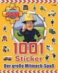 Feuerwehrmann Sam, 1001 Sticker