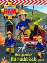 Feuerwehrmann Sam, Mein genialer Mitmachblock