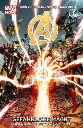 Avengers Marvel Now! Gefährliche Macht