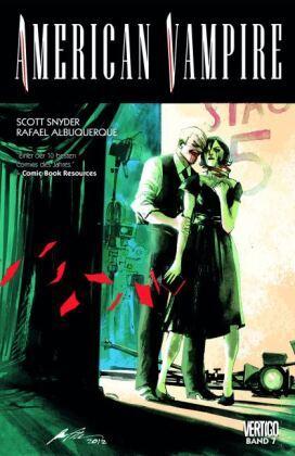 American Vampire - Die schwarze Liste