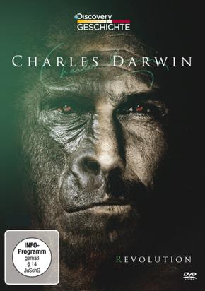 Charles Darwin, 1 DVD