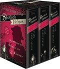 Sherlock Holmes - Sämtliche Werke, 3 Bde.