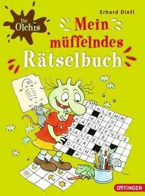Die Olchis - Mein müffelndes Rätselbuch