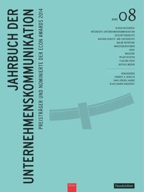 Jahrbuch der Unternehmenskommunikation 2014 - Bd.8