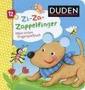 Duden: Zi-Za-Zappelfinger - Mein erstes Fingerspielbuch