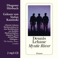 Mystic River, 2 MP3-CDs
