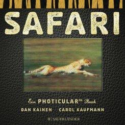 Safari - Ein neues, magisches Buch für die ganze Familie!