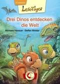 Drei Dinos entdecken die Welt