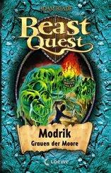 Beast Quest - Modrik, Grauen der Moore