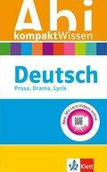 Abi kompaktWissen Deutsch