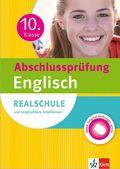 Abschlussprüfung 10. Klasse Englisch