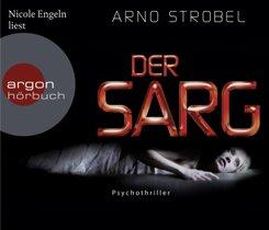 Der Sarg, 6 Audio-CDs