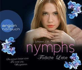 Nymphs - Tödliche Liebe, 5 Audio-CDs
