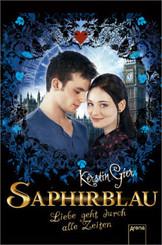 Liebe geht durch alle Zeiten - Saphirblau, Filmausgabe