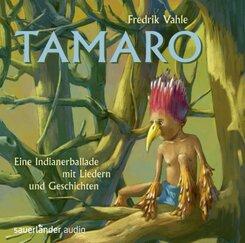 Tamaro, 1 Audio-CD