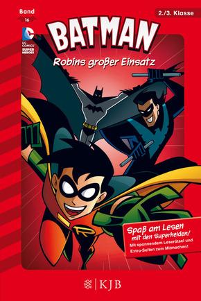 Batman - Robins großer Einsatz