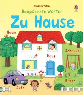Babys erste Wörter: Zu Hause