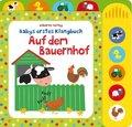 Babys erstes Klangbuch: Auf dem Bauernhof, m. Soundeffekten