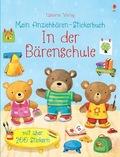 Mein Anziehbären-Stickerbuch: In der Bärenschule